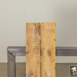 Oud grenen planken